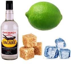 Ингредиенты для кайпириньи