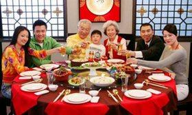 Китайское застолье с маотаем