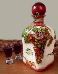 Виноградная ратафия
