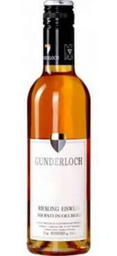 Бутылка ледяного вина