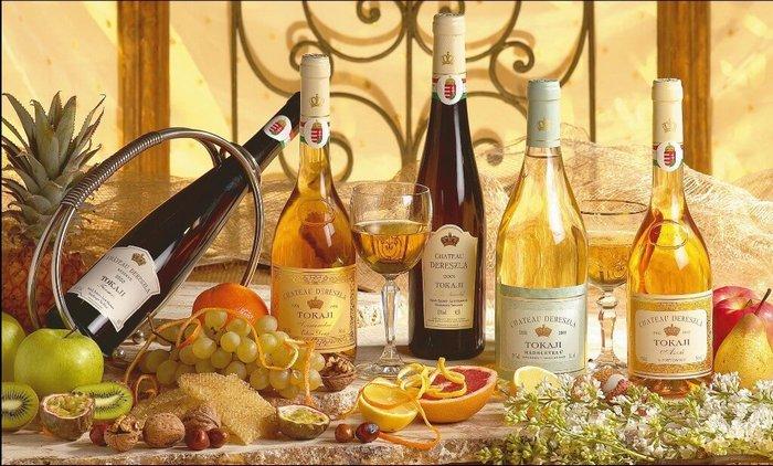 Так нужно пить токайские вина