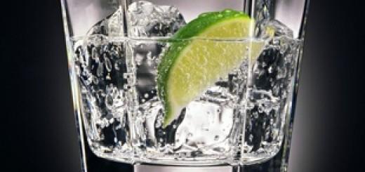 Как пить джин миниатюра