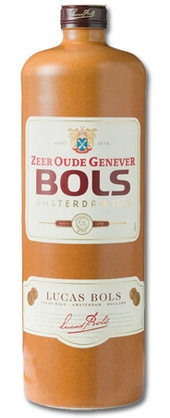 Голландский джин - женевер