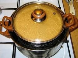 Приготовление сусла для бурбона
