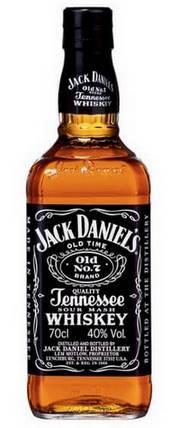 Бурбон Jack Daniel's