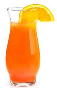 Кампари с апельсиновым соком
