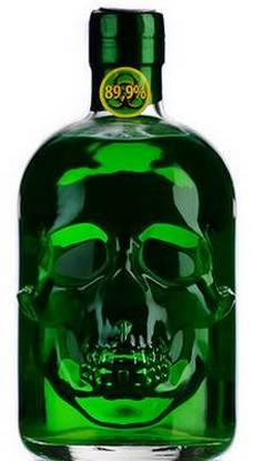 Бутылка абсента