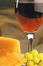 Херес и сыр