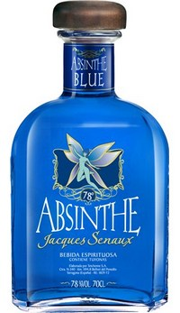 Голубой абсент