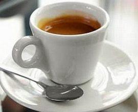 Корретто - кофе с граппой
