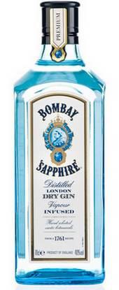 Джин Bombay Sapphire (Бомбей Сапфир)