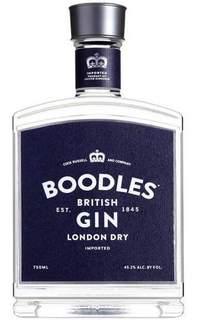 Джин Boodle's (Будлз)