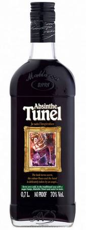 Черный абсент Тунель