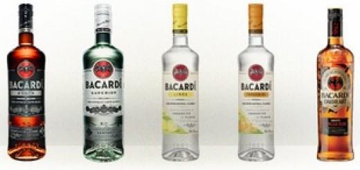 Разновидности Бакарди