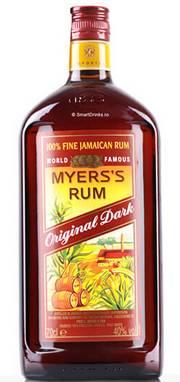 Ямайский ром Майерс