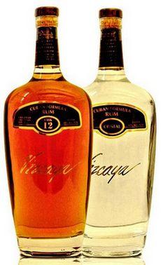 Две бутылки доминиканского рома