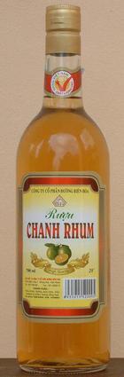 Вьетнамский ром Chanh