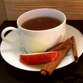 Горячий чай с ромом