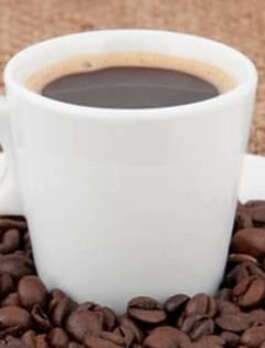 Кофе с кубинским ромом