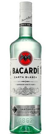Бакарди Carta Blanca