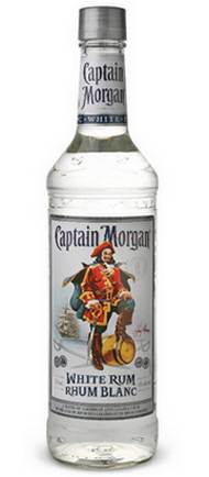 Ром Captain Morgan White