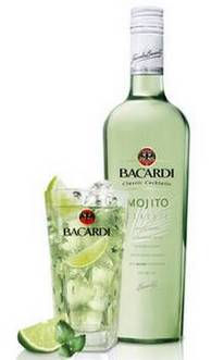 Bacardi Mojito
