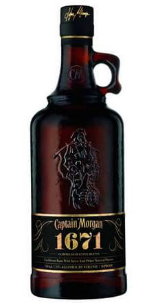 Ром Captain Morgan 1671