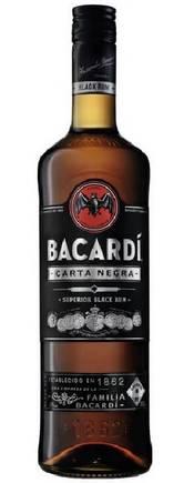 Бакарди Carta Negra