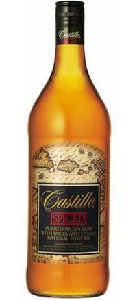 Бакарди Castillo Spiced Rum