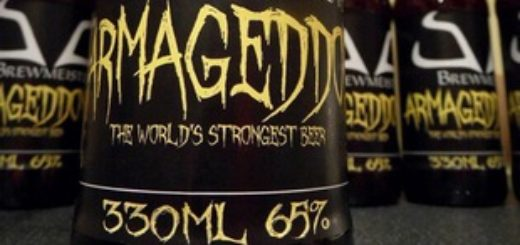 Самое крепкое пиво в мире