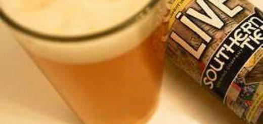 Бокал живого пива