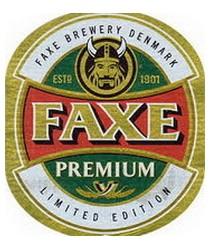 Этикетка пива Факс