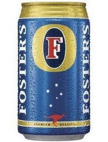 Пиво Foster's