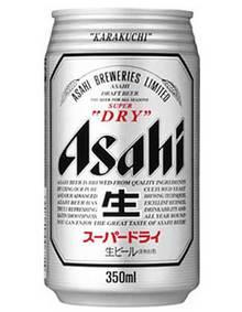 Пиво Asahi