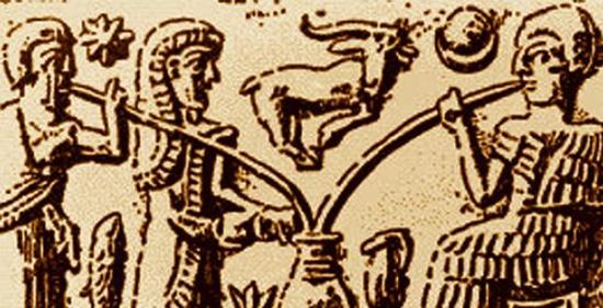 Родина пива Месопотамия