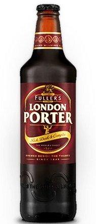 Темное пиво портер