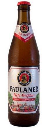 Бутылка безалкогольного пива
