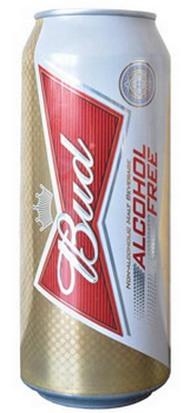 Безалкогольное пиво Бад