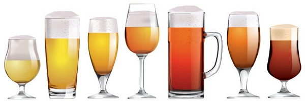 Женский напиток пиво