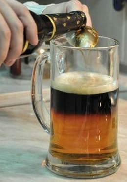 Делаем резаное пиво