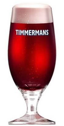 Бокал вишневого пива