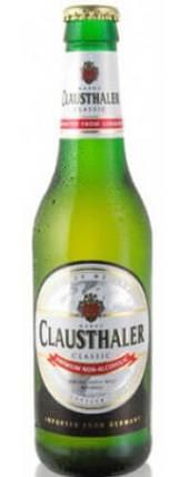Безалкогольное пиво Клаусталер