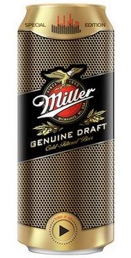 Пивной напиток Miller