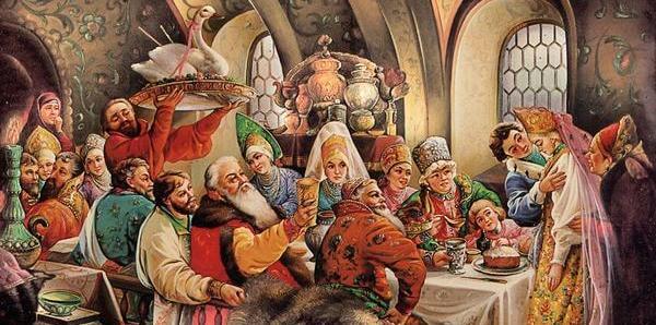 История пива на Руси