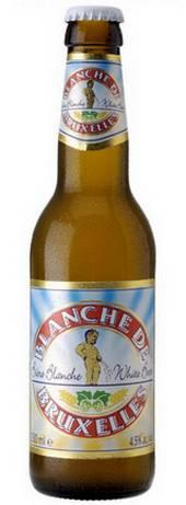 Белое пиво Witbier Blanche de Bruxelles