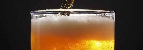 Наливаем живое пиво