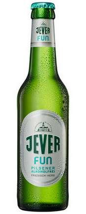 Безалкогольное пиво Джевер Фан