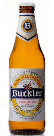 Безалкогольное пиво Баклер