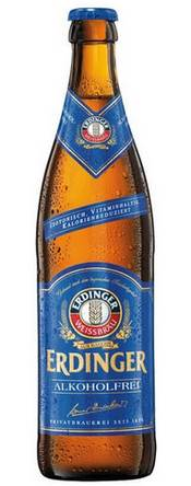 Безалкогольное пиво Эрдингер