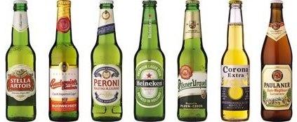 Пиво разных стран